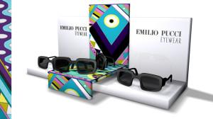 display Emilio Pucci Eyewear