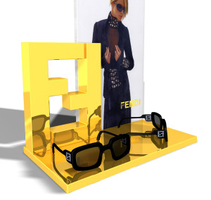display Fendi Eyewear 2007