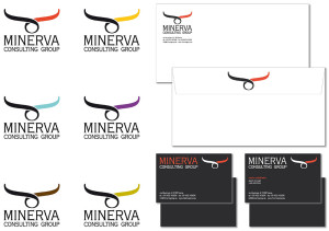 minerva corporate identity 2008