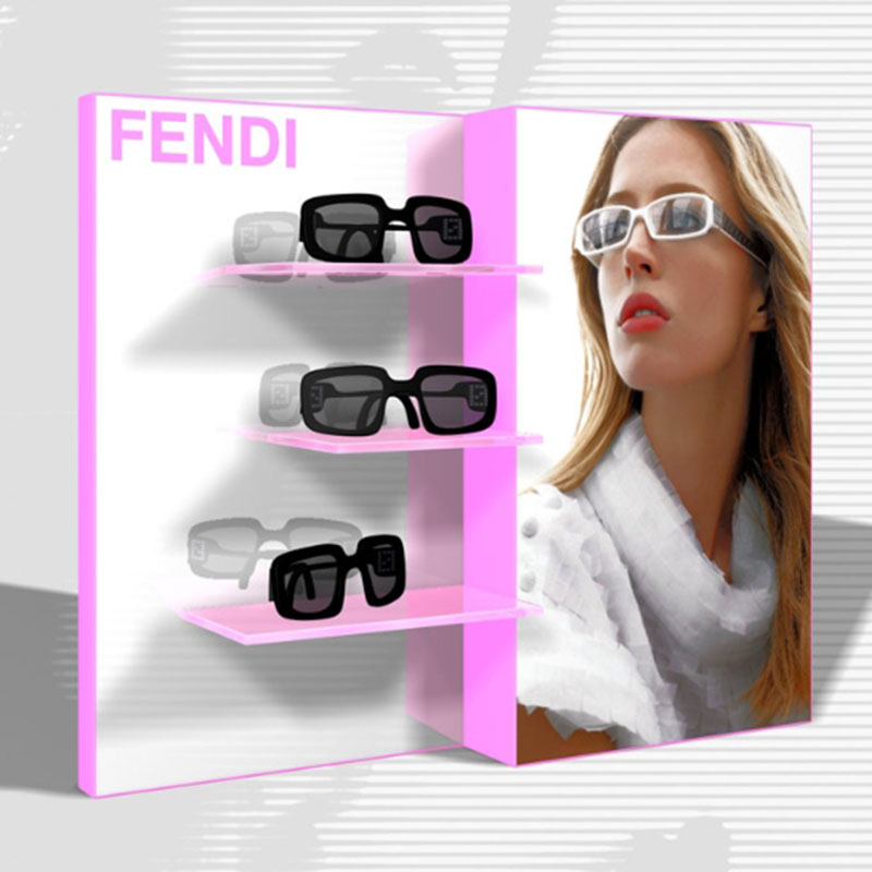 display fendi eyewear 2008