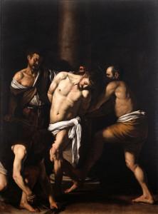 Caravaggio, Flagellazione di Cristo, 1608
