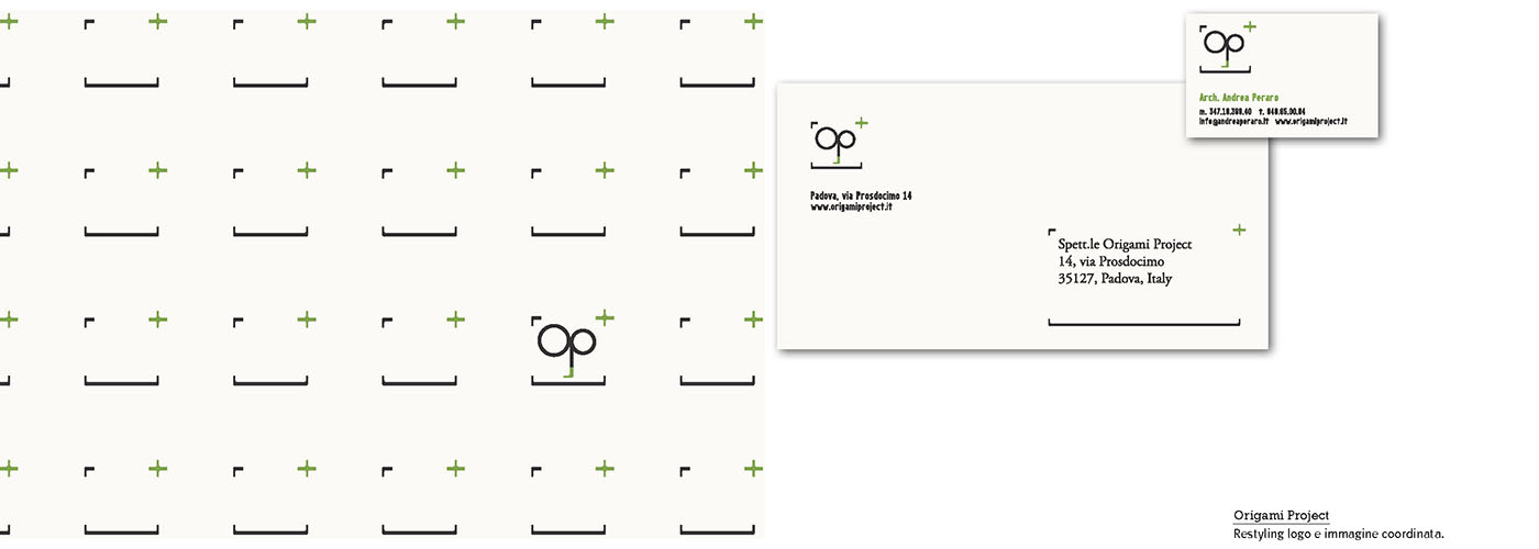 Restyling logo e immagine coordinata.