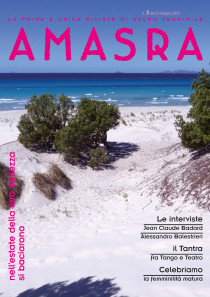 Amasra n.3, copertina