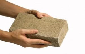 bioMASON biobrick, un vero green product