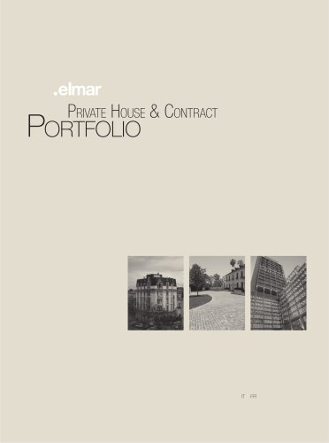 Elmar portfolio