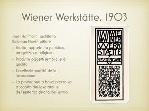 Wiener Werkstatt, 1903